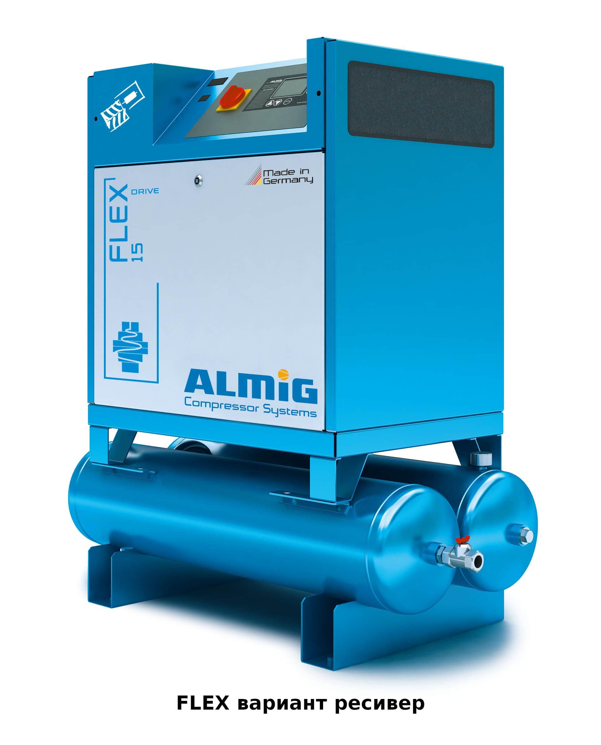 Винтови-Компресори-България-Almig-FLEX-6